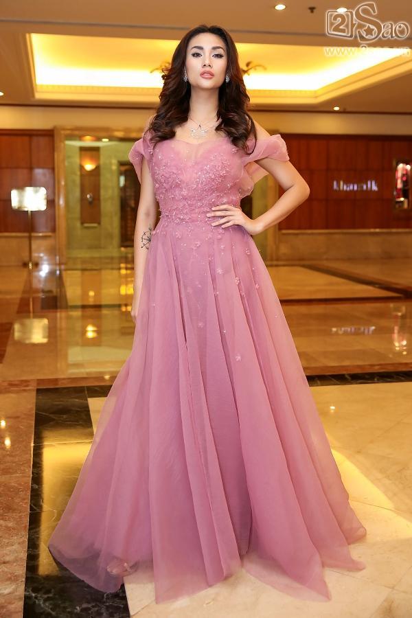 Có tên trong danh sách top 70 Hoa hậu Hoàn vũ, Mai Ngô không đến cũng không nói lý do-5