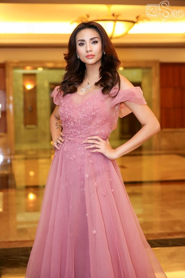 Có tên trong danh sách top 70 Hoa hậu Hoàn vũ, Mai Ngô không đến cũng không nói lý do-6