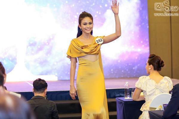 Có tên trong danh sách top 70 Hoa hậu Hoàn vũ, Mai Ngô không đến cũng không nói lý do-12