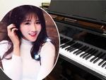Hot girl - hot boy Việt 30/9: Kiều Trinh khiến fan mê mệt khi lần đầu trổ tài chơi piano