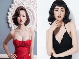 Tâm Tít ngày càng mặn mà, hấp dẫn và mê diện váy hở táo bạo