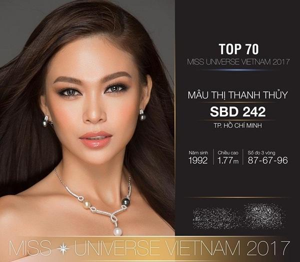 Phát hiện chiều cao thật của Hoàng Thùy, Mâu Thủy tại Hoa hậu Hoàn vũ Việt Nam 2017-4