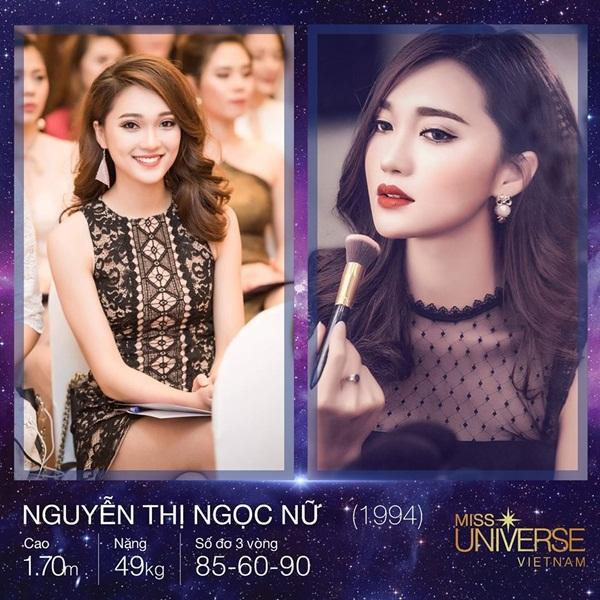 Phát hiện chiều cao thật của Hoàng Thùy, Mâu Thủy tại Hoa hậu Hoàn vũ Việt Nam 2017-5