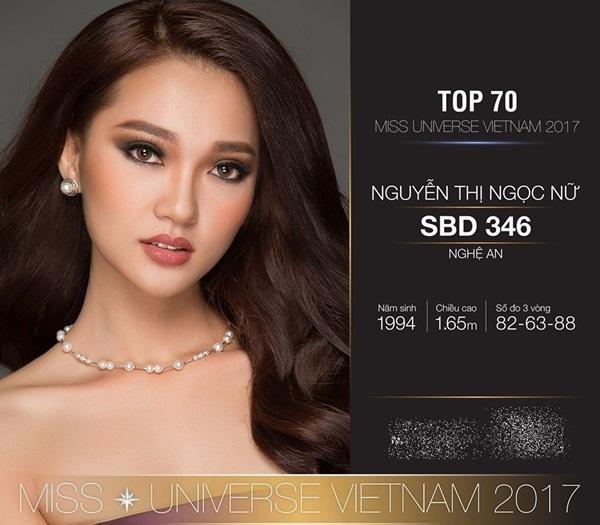 Phát hiện chiều cao thật của Hoàng Thùy, Mâu Thủy tại Hoa hậu Hoàn vũ Việt Nam 2017-6