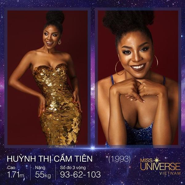 Phát hiện chiều cao thật của Hoàng Thùy, Mâu Thủy tại Hoa hậu Hoàn vũ Việt Nam 2017-7