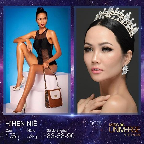 Phát hiện chiều cao thật của Hoàng Thùy, Mâu Thủy tại Hoa hậu Hoàn vũ Việt Nam 2017-9