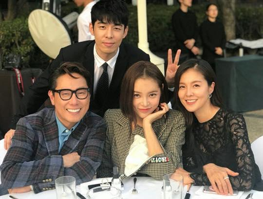 Thêm một đám cưới quy tụ dàn sao khủng xứ Hàn: Jo In Sung, Lee Kwang Soo, Cha Tae Hyun-10