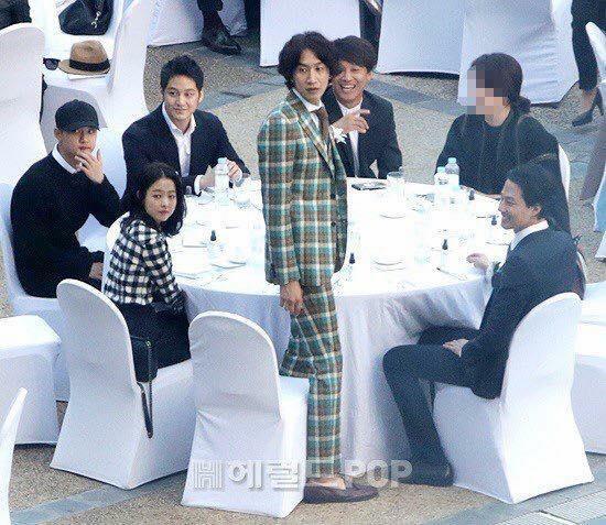 Thêm một đám cưới quy tụ dàn sao khủng xứ Hàn: Jo In Sung, Lee Kwang Soo, Cha Tae Hyun-9
