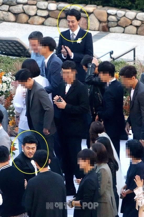 Thêm một đám cưới quy tụ dàn sao khủng xứ Hàn: Jo In Sung, Lee Kwang Soo, Cha Tae Hyun-5