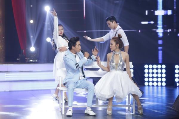 Diện váy 60 triệu hát hit Hồ Ngọc Hà, bản sao Minh Tuyết lên ngôi quán quân-7