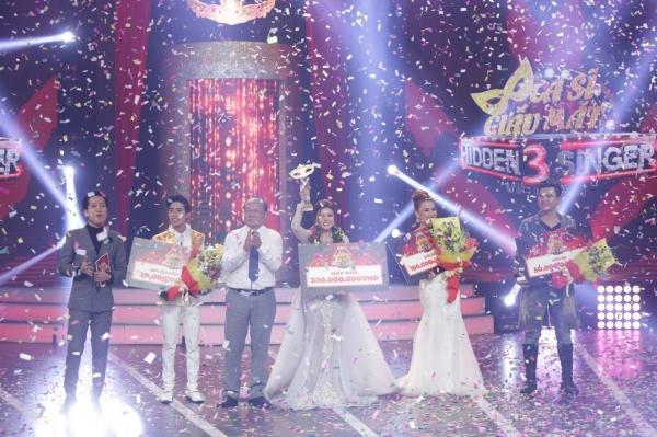 Diện váy 60 triệu hát hit Hồ Ngọc Hà, bản sao Minh Tuyết lên ngôi quán quân-11