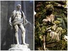 Tròn mắt trước 17 bức tượng đáng sợ và ấn tượng nhất thế giới