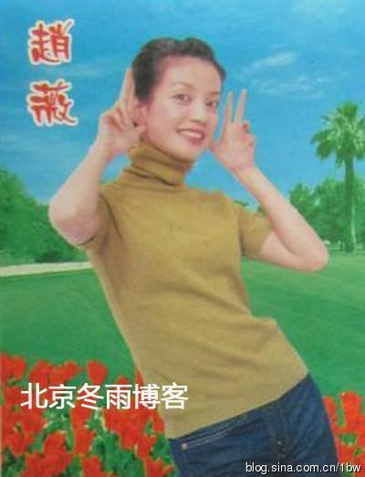 Đâu riêng Lâm Tâm Như, Triệu Vy cũng gây bất ngờ thời làm mẫu bikini-10