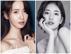 Choáng trước tài kiếm tiền của Suzy và Yoona khi làm diễn viên