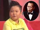 Cúi mình gọi thí sinh nhí là thầy, MC Lại Văn Sâm vẫn bị phê bình 'tư duy thiếu logic'