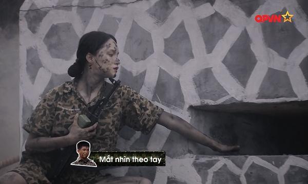 Leo dây bằng ý chí, Hương Giang Idol làm nên điều kỳ diệu trong quân ngũ-2