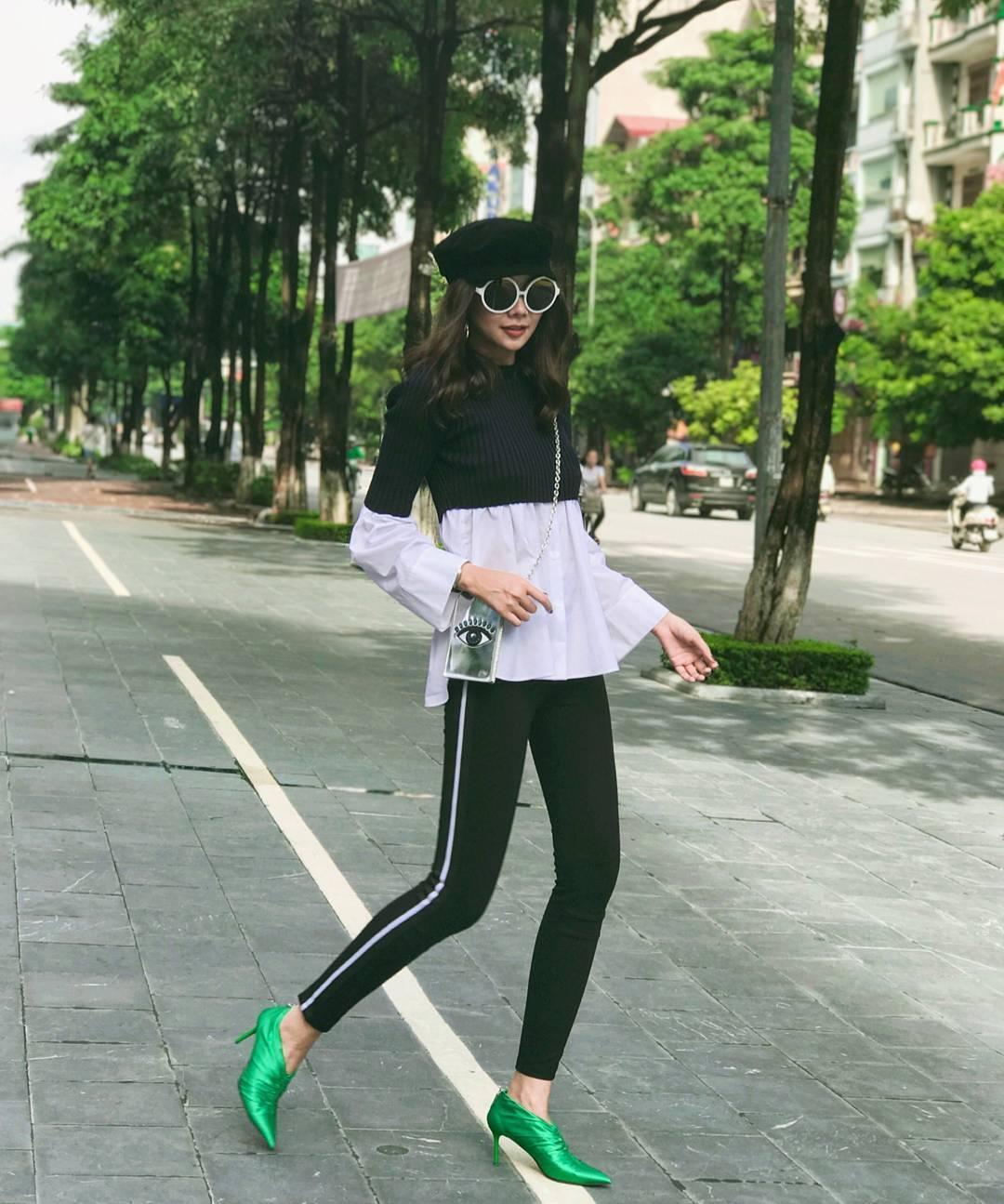 Tin sao Việt 1/10: Vợ chồng Jennifer Phạm đưa con gái đi đón tết  trung thu sớm-7