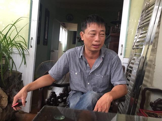 Người mẹ có con gái bị bố túm tóc đánh: Chồng tôi nói không đúng sự thật-2