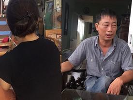 Người mẹ có con gái bị bố túm tóc đánh: 'Chồng tôi nói không đúng sự thật'