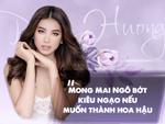 Phạm Hương: 'Mong Mai Ngô bớt kiêu ngạo nếu muốn thành hoa hậu'