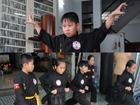 Cậu bé 9 tuổi đã là 'cao thủ' võ cổ truyền, có hàng chục đệ tử theo học