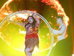 'Bước nhảy ngàn cân': Đồng loạt giám khảo tròn mắt với vũ điệu nóng bỏng của thí sinh nặng 1,1 tạ