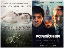 Phim chiếu rạp tháng 10: Hấp dẫn, kịch tính khiến người xem hồi hộp đến phút cuối