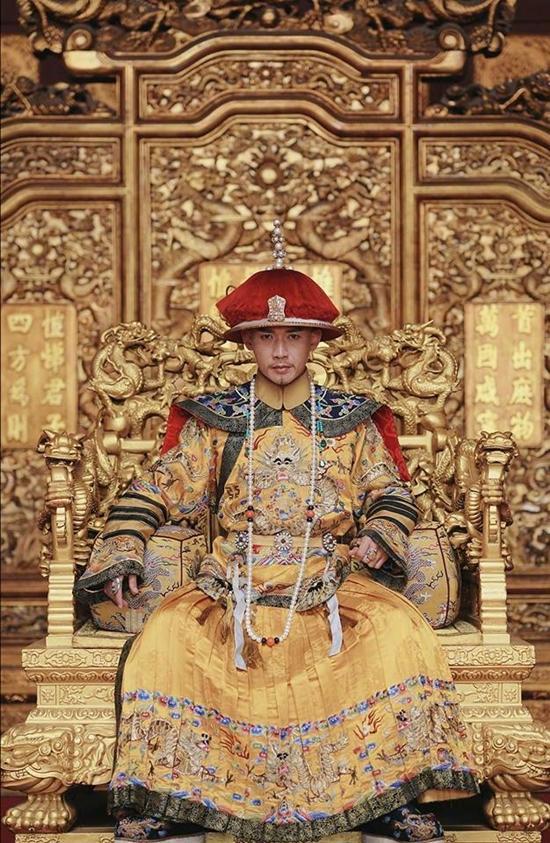 Với nhan sắc này, Xa Thi Mạn xứng danh Hoàng hậu đẹp nhất màn ảnh-7