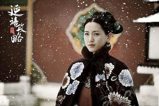Với nhan sắc này, Xa Thi Mạn xứng danh Hoàng hậu đẹp nhất màn ảnh-12