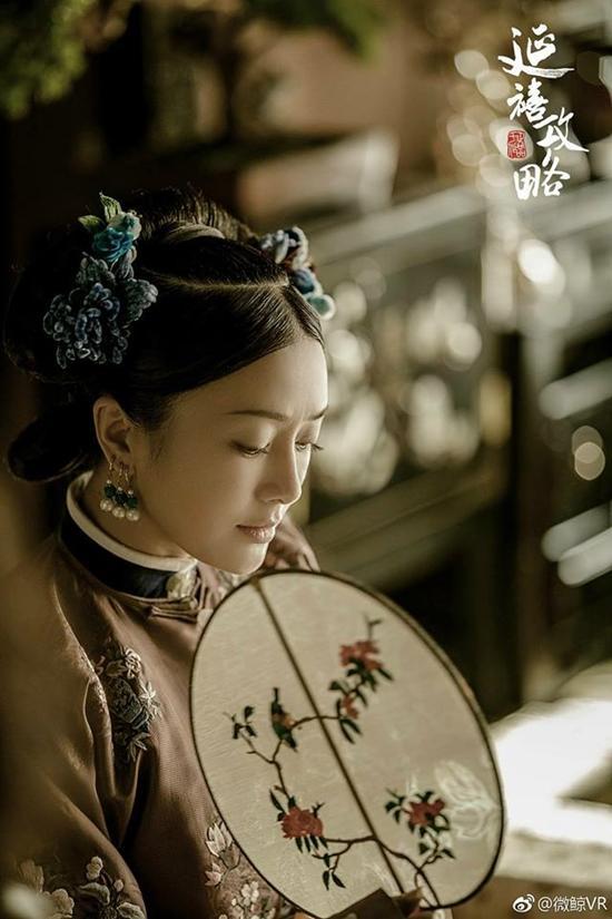 Với nhan sắc này, Xa Thi Mạn xứng danh Hoàng hậu đẹp nhất màn ảnh-13