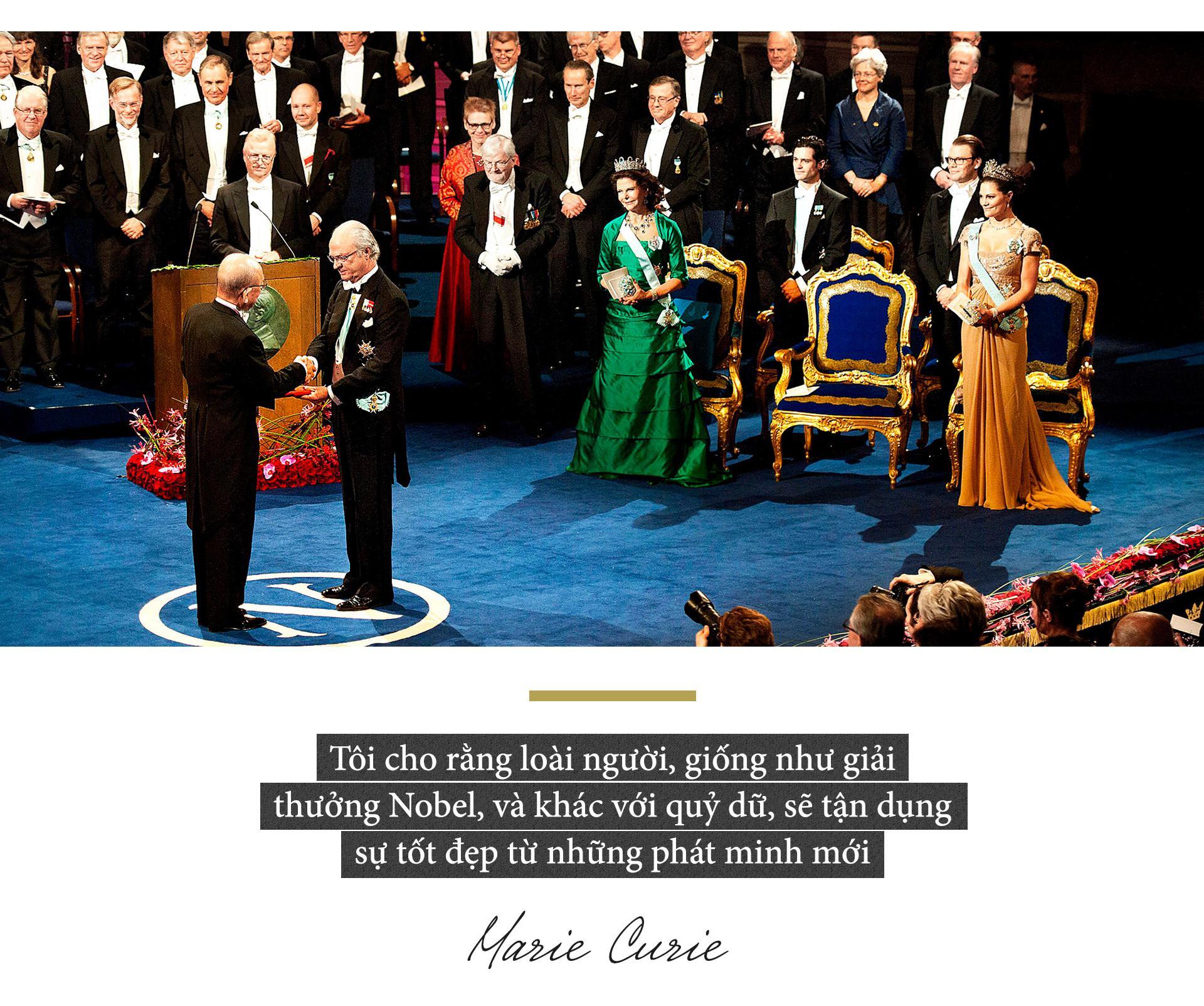 Giải thưởng Nobel: Vinh hiển tột cùng và những góc khuất-8