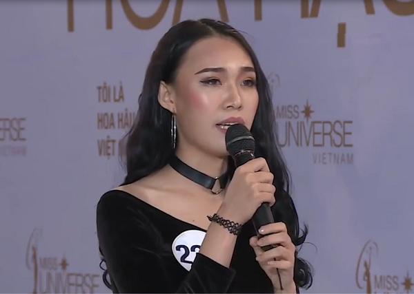 Những thí sinh thật thà còn hơn cả Ngọc Trinh tại Hoa hậu Hoàn vũ Việt Nam 2017-3