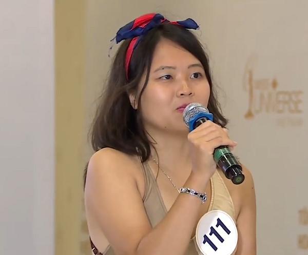 Những thí sinh thật thà còn hơn cả Ngọc Trinh tại Hoa hậu Hoàn vũ Việt Nam 2017-5