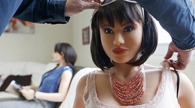 Thiếu nữ giới, đàn ông Trung Quốc chọn búp bê tình dục-1