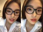 Sau đôi môi tều hot trend, hoa hậu Kỳ Duyên tiếp tục 'dao kéo' để có mắt hai mí búp bê?