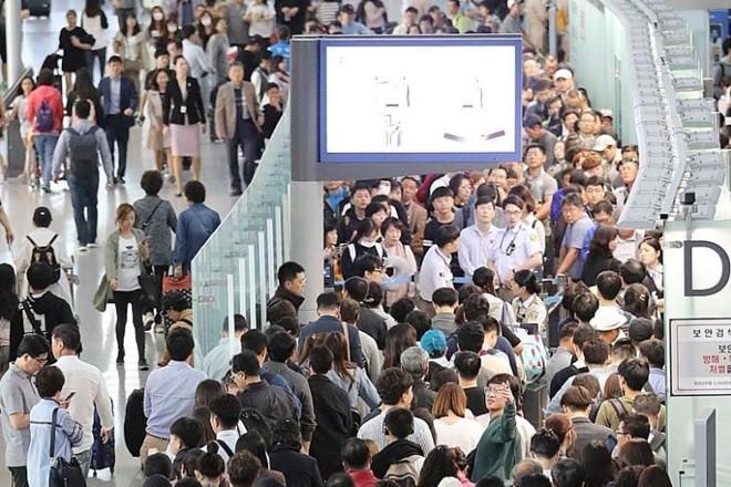 Người Hàn Quốc đổ xô đi du lịch nước ngoài dịp Tết Trung thu-1
