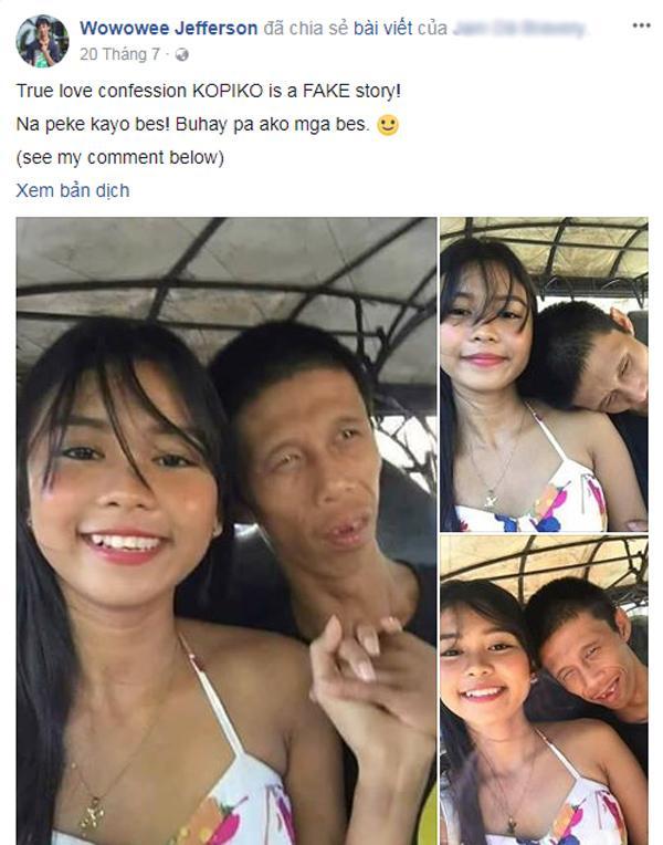 Cô gái bị ném đá vì bịa chuyện tình yêu bi thảm với anh chàng xấu xí rụng cả răng-6