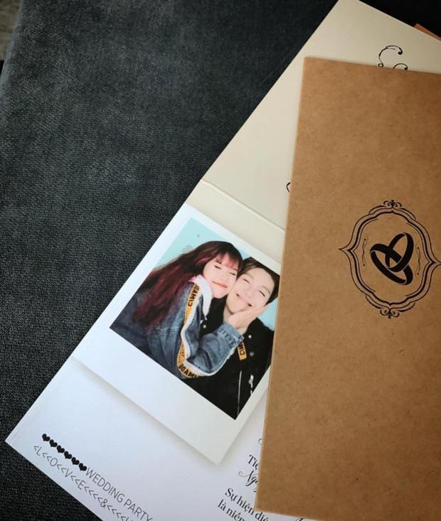HOT: Khởi My - Kelvin Khánh đã gửi thiệp mời đám cưới, sắp sửa chính thức về chung một nhà!-1