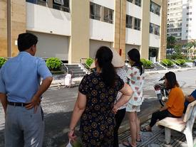 Nhân chứng bàng hoàng kể lại khoảnh khắc cô gái rơi từ tầng 25, khiến người đi đường ngất xỉu