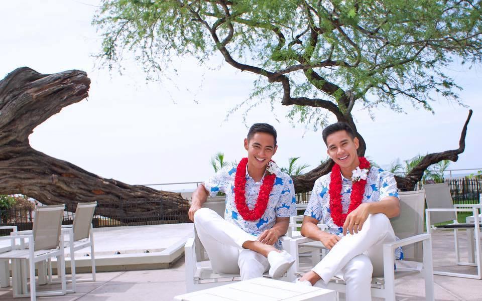 Lộ ảnh cưới siêu lãng mạn của Hồ Vĩnh Khoa và người tình đồng tính-4