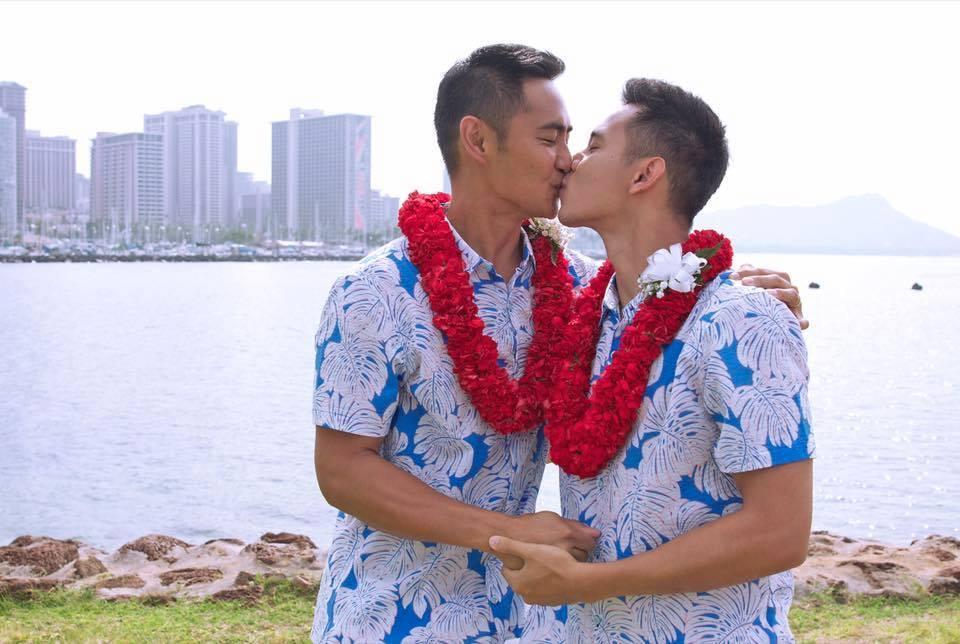 Lộ ảnh cưới siêu lãng mạn của Hồ Vĩnh Khoa và người tình đồng tính-6