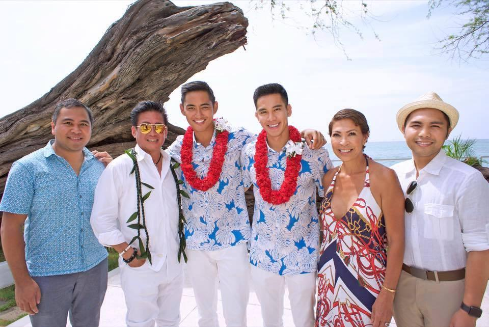 Lộ ảnh cưới siêu lãng mạn của Hồ Vĩnh Khoa và người tình đồng tính-8