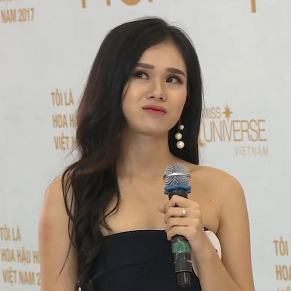 Thí sinh bị gắn mác mê tiền nhất Hoa hậu Hoàn vũ Việt Nam: Tôi không phải đứa thảo mai-2