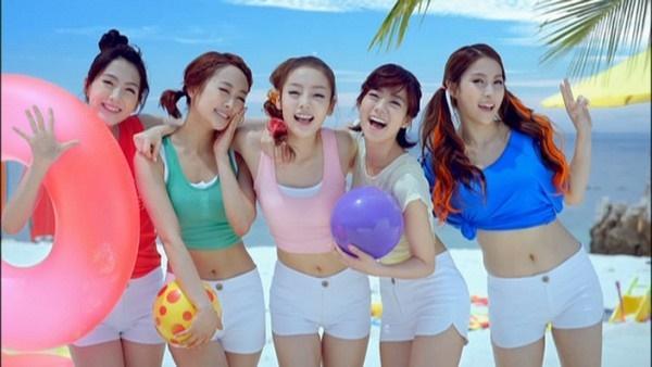 SNSD đứng đầu danh sách nhóm nhạc nữ Kpop có album bán chạy nhất mọi thời đại-2