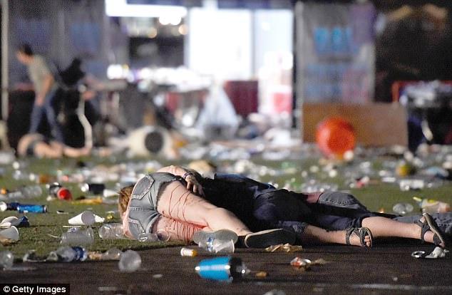 Thông tin bất ngờ về hung thủ vụ xả súng đẫm máu ở Mỹ-2