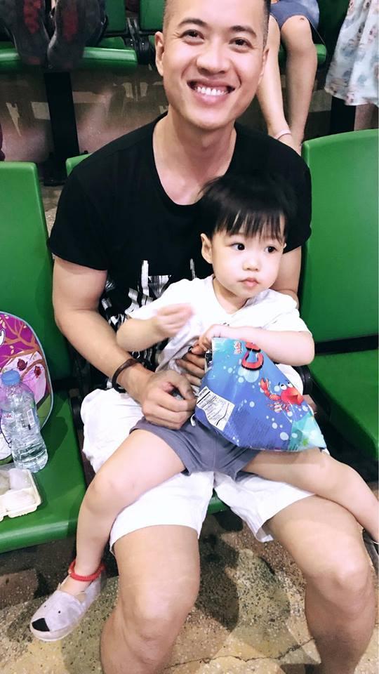Hot girl - hot boy Việt 3/10: Huyền Baby lần đầu khoe ảnh con trai sau sinh-5