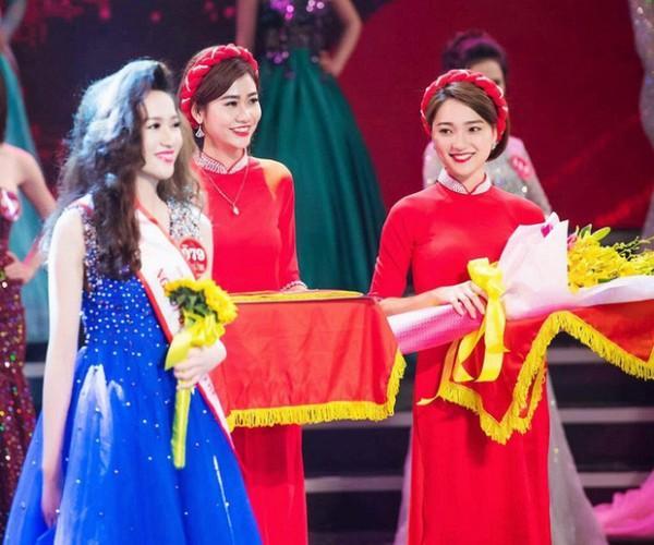 Ứng viên sáng giá của Hoa hậu Hoàn vũ lép vế khi diện lại thiết kế của Chi Pu, Hari Won-1