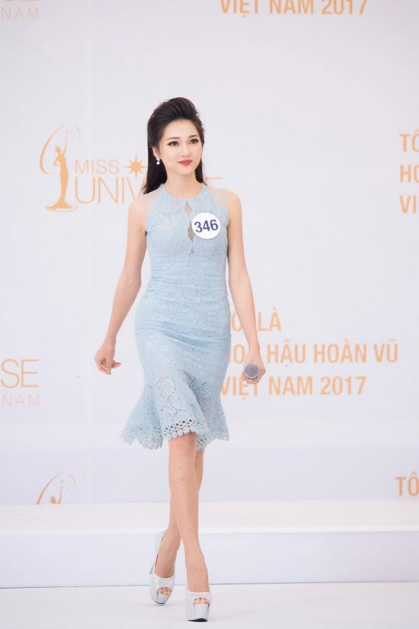 Ứng viên sáng giá của Hoa hậu Hoàn vũ lép vế khi diện lại thiết kế của Chi Pu, Hari Won-3
