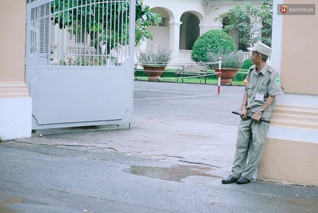 Chuyện chưa kể về bác bảo vệ mà học sinh chuyên Lê Hồng Phong cúi đầu chào mỗi ngày-7