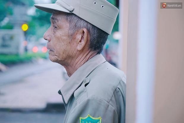 Chuyện chưa kể về bác bảo vệ mà học sinh chuyên Lê Hồng Phong cúi đầu chào mỗi ngày-9